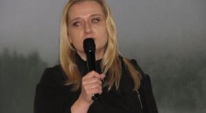 Klementyna Sobieraj, przedstawiciel firmy Cersanit. Studio Dobrych Rozwiązań, 14.03 Olsztyn (12).JPG