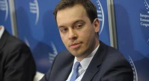 Yuriy Kukhtanych - absolwent Uniwersytetu Warszawskiego, alumn Fundacji im. Lesława A. Pagi