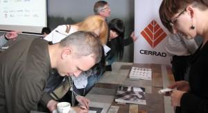Na stoisku firmy Cerrad - partnera głównego. Studio Dobrych Rozwiązań, 14.03 Olsztyn (20).JPG