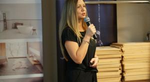22 Anna Kowalska, reprezentująca markę Laveo.JPG