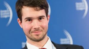Kamil Kania - student Uniwersytetu Ekonomicznego w Katowicach