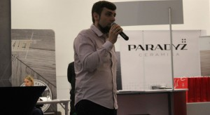 Piotr Stępniak z Ceramiki Paradyż. Fot. Publikator.jpg