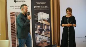 Wystąpienie gości specjalnych, Paulina Bogdał-Śmierzyńska, Konrad Śmierzyński, Tera Group DSC09222.JPG