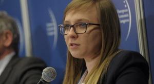 Małgorzata Jarosławska - doktorantka Uniwersytetu Warszawskiego, alumn Fundacji im. Lesława A. Pagi