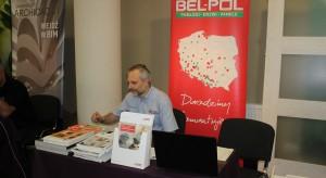 Stoisko firmy Bel-Pol, partnera marki Porta