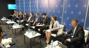 VII Europejski Kongres Gospodarczy, sesja: Grupa Wyszehradzka - gospodarczy aspekt współpracy regionalnej Fot. LC