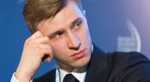 Paweł Michalski - student Szkoły Głównej Handlowej w Warszawie, alumn Fundacji im. Lesława A. Pagi